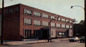 Marion YMCA on East Church Street.